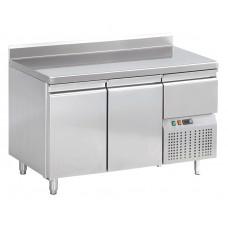 Konditorei Kühltisch, 1470x720x850 mm, 2 Türen