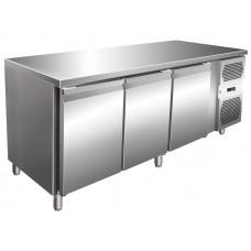 Kühltisch, 1795x600x860 mm, 3 Türen