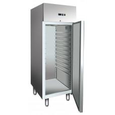 Edelstahl Bäckereitiefkühlschrank