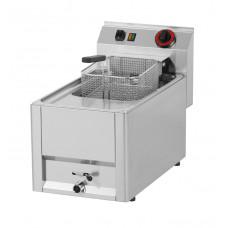 Elektro Fritteuse, 330x600x290 mm, 8-Liter-Becken