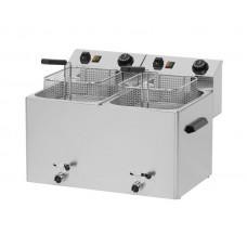 Tisch-Elektro Fritteuse