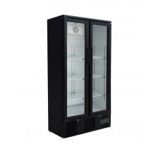 Kühlschrank, 490 Liter, 920x560x1872 mm, schwarz