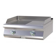 Griddleplatte Elektro, Tischgerät, 800x730x300mm
