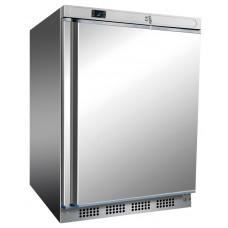 Edelstahl Kühlschrank, 600x585x855 mm, 200 Liter
