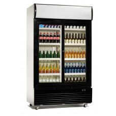 Flaschenkühlschrank, 1200x730x2036 mm, 1000 Liter