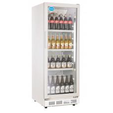 Flaschenkühlschrank, 230 Liter, weiß, 530x635x1442 mm