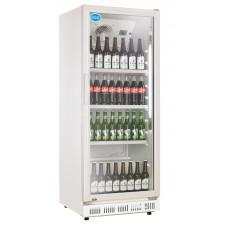 Flaschenkühlschrank, 310 Liter, weiß, 620x635x1562 mm