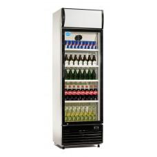 Flaschenkühlschrank, 350 Liter, 620x635x1890 mm