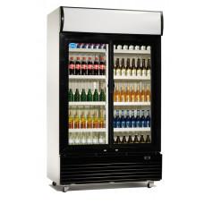 Flaschenkühlschrank, 400 Liter, 900x630x1856 mm