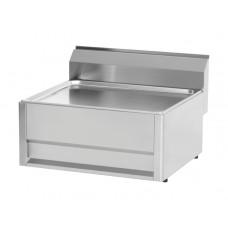 Arbeitsplatte, neutral, 660x600x290 mm,  für Tischgebrauch