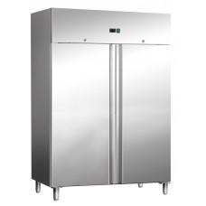 Edelstahlkühlschrank