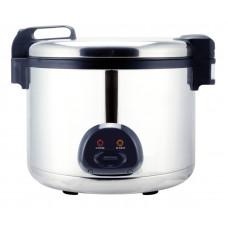 Vollautomatischer Reiskochtopf, für bis zu 6 Liter Reis