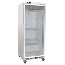 Kühlschrank, weiß, Glastür, 777x730x1960 mm, 641 Liter