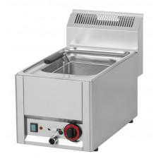 Elektro Nudelkocher mit Ablasshahn, 330x600x290 mm