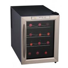 Weinkühlschrank für 12 Flaschen, 33L, 340 x 468 x 510 mm