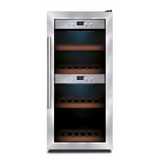 Weinkühlschrank für 24 Flaschen, 395x545x875mm