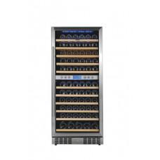 Weinkühlschrank für 117 Flaschen, 2 Zonen