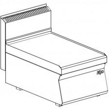 Neutralelement 400 mm breit  ohne Schublade