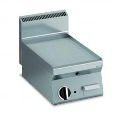 Elektro Grillplatte glatt   Fläche396x555mm 1 Heizzone Tischgerät