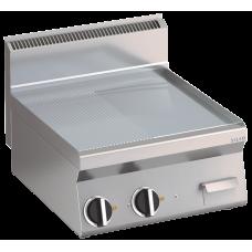 Elektro Grillplatte glatt  Fläche996x555mm2 Heizzone Tischgerät