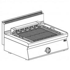 Elektro Vaporrostbräter  Fläche 540x420mm Tischgerät