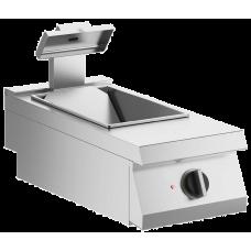 Elektro Frittenwanne  mit Infarot-Heizkörper Tischgerät