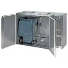 Nassmüllkühler für 3 Tonnen NMK 720 ZK Zentralkühlung