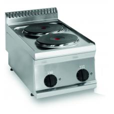 Elektro-Kochfläche 5,2kW 2 Platten Tischgerät