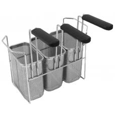 Nudelkörbe Kit mit 3 Körben  Gesamtmaß 290x160x200mm