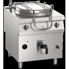 Gas-Kochkessel 100 L 21kW indirekte Hitze