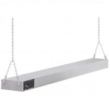 Speisenwämer-Wärmebrücke  mit Kettenaufhängung Breite 46cm