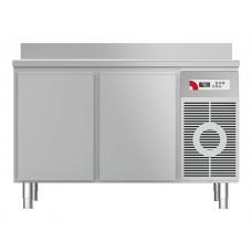 Tiefkühltisch mit Arbeitsplatte aufgekantet TKTF 2220 M