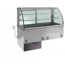 Kühlplatte geschlossen E-EKVP 2A GN 2/1 ohne Maschine