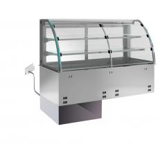 Kühlplatte für Selbstbedienung E-EKVP 2A GN 2/1 SB o. Maschine