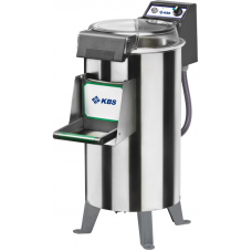 Kartoffelschälmaschine Behälterkapazität 18 kg
