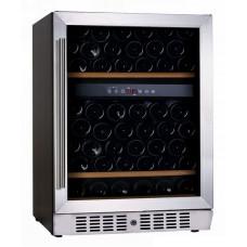 Weinkühlschrank 2 Temperaturzonen Vino 162