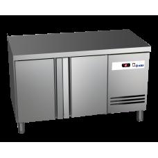 Tiefkühltisch Ready TKT2600 mit Arbeitsplatte 2 Türen