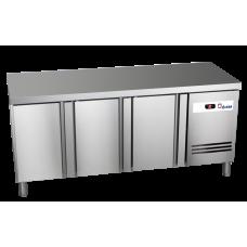 Tiefkühltisch Ready TKT3600 mit Arbeitsplatte 3 Türen