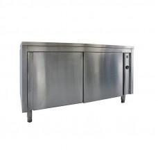 Wärmeschrank ohne Aufkantung B 200cm x T 70cm