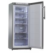 Edelstahl-Tiefkühlschränke