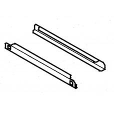 Auflageschienenpaar BKU/BTKU600 / 611/ P600 /P600G